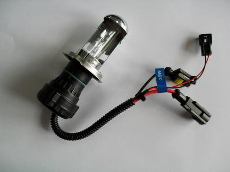 Xenon H4 35W 6000k крушка / лампа / ампула - 1 брой