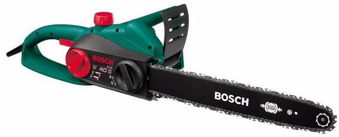 Трион верижен електрически Bosch 1.9 кW - 2 години гаранция=внос от Германия