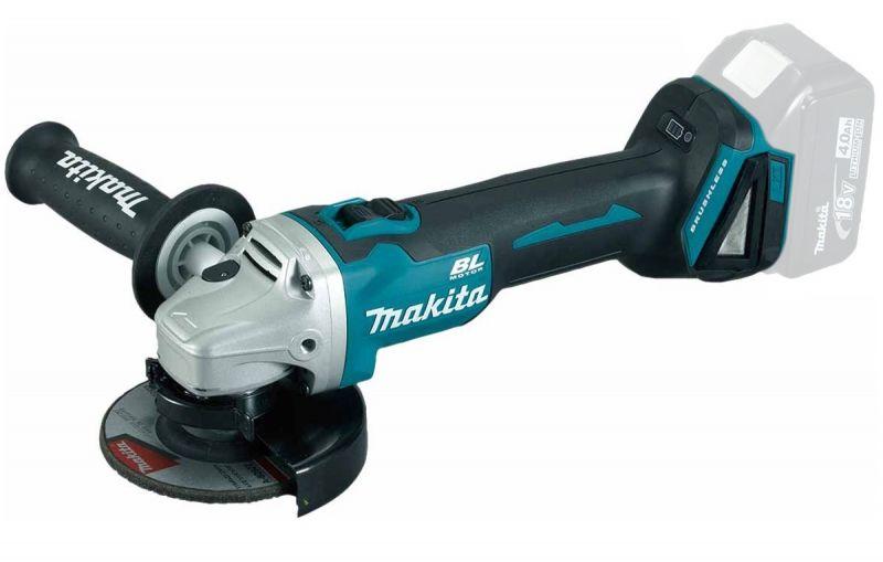 Ъглошлайф акумулаторен ф 125 мм Makita -3 години гаранция | Rudimpex.com