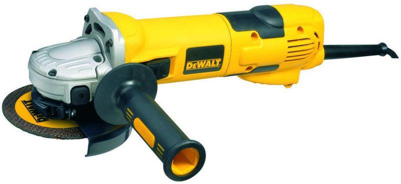 Ъглошлайф DeWALT ф 125 мм 1200W - 3 години гаранция | Rudimpex.com