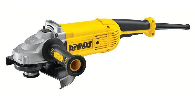 Ъглошлайф DeWALT ф 230 мм 2400W - 3 години гаранция | Rudimpex.com