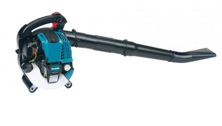 Въздуходувка-прахосмукачка бензинова Makita BHX2501, 24.5 куб.см, 0.81kW, 606 куб.м/час- 3 години гаранция