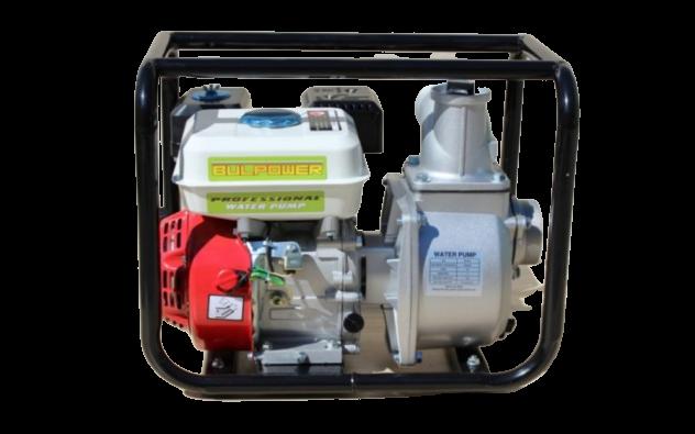 Бензинова Водна помпа Bulpower за поливане и отводняване - 3 цола  - 1 година гаранция | Rudimpex.com