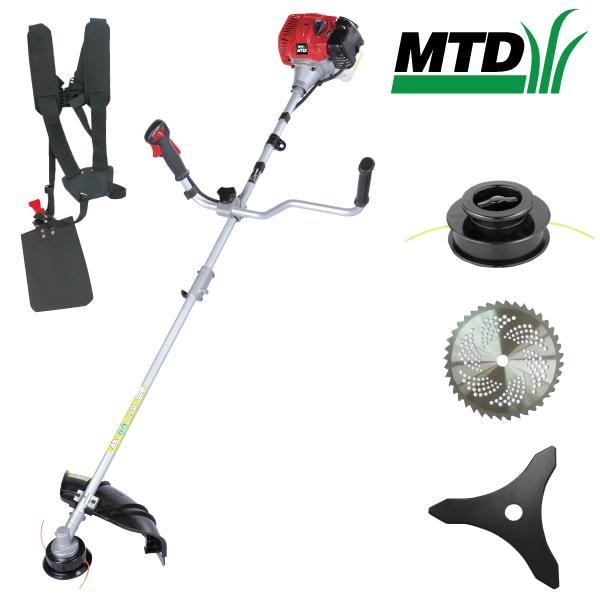Моторна коса MT 52 - 1,45 kW MTD - корда/нож/циркулярен диск