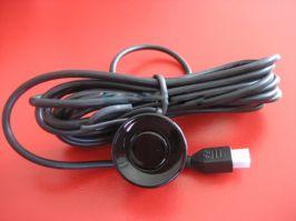 1 брой резервен Паркинг сензор  черен  с 50 % отстъпка от Rudimpex.com