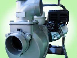 Бензинова Водна помпа PROFESSIONAL - 3 цола  - 1 година гаранция | Rudimpex.com