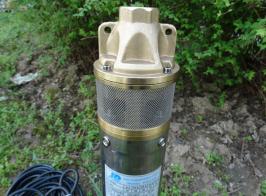 Помпа потопяема дълбочинна 4SKm150 - Ф 95мм- 2 години гаранция