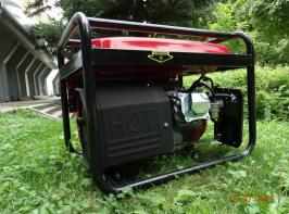Генератор за ток Bulpower - 3.5 KW със ел. стартер бензин - 1 година гаранция | Rudimpex.com