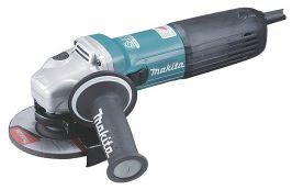 Ъглошлайф 1400W Makita ф 125 мм и регулиране на обороти -3 години гаранция | Rudimpex.com