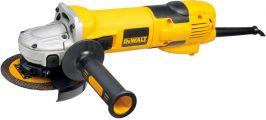 Ъглошлайф DeWALT ф 125 мм 1500W и регулиране на обороти- 3 години гаранция | Rudimpex.com