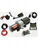 Електрическа лебедка 12V - 1818кг / 4000LB | Rudimpex.com