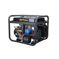 Бензинов генератор GG 9000 LE/R - 6,6 kW комплект с ATS табло за автоматично включване ITC Power