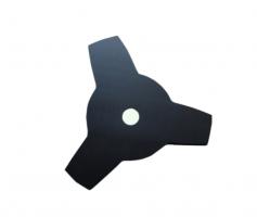 Моторна коса 1.8 kW с цял прът от Rudimpex  с кордова глава - тризъб нож -1 година гаранция | Rudimpex.com