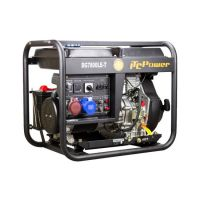 Мотогенератор трифазен / монофазен дизелов DG 7800LE/Т- 7,9 kVА, ел. стартер ITC Power