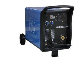 Инверторен телоподаващ апарат VIKI СО2 280A - 1 година гаранция | Rudimpex.com