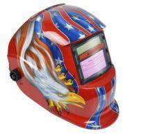 Соларна маска за заваряване - Автоматична-USA - регулиране на затъмнението 9-13