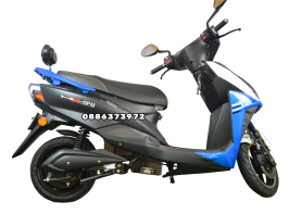 Електрически скутер EGV D3 RS LINE- 3000 W - Blue