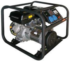 ГЕНЕРАТОР ЗА ТОК - 2,8 kW HYUNDAI  -монофазен - AVR - 2 години гаранция | Rudimpex.com