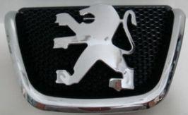 емблема за предна решетка Peugeot /емблеми за коли / автомобили / Peugeot 206 206CC