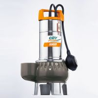"City Pumps RANGER MC 10/50, Помпа потопяема дренажна Q=3.00- 30.00 m3/h, H= 10.7-2.0 m, 2"", 5 м зах. кабел"