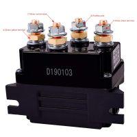 Контактор / соленоид за лебедка 450А 12V за модели 9000-13500 lb