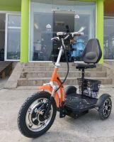 Електрическа триколка 500W MM нов модел А3 с предно предаване | Rudimpex.com