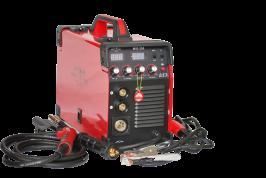 Професионално Комбинирано 2 в 1 MIG/MMA - 250А -12.1 kVA - Инверторен Електрожен + Телоподаващо устройство  за Безгазово И Газово заваряване  | Rudimpex.com